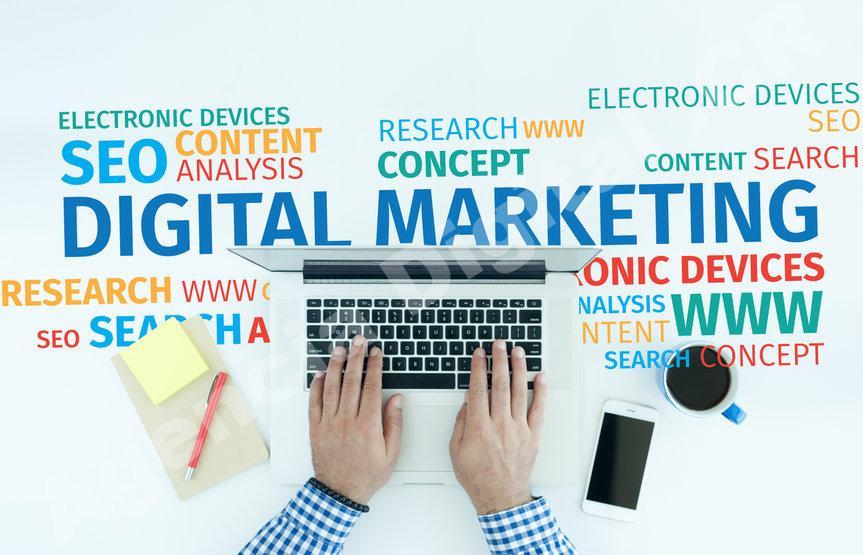 Marketing Digital presencia digital Agencia Digital de Costa Rica