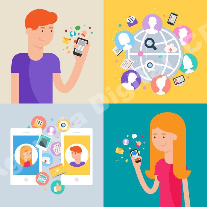 Redes Sociales servicio al cliente via whatsapp Agencia Digital de Costa Rica
