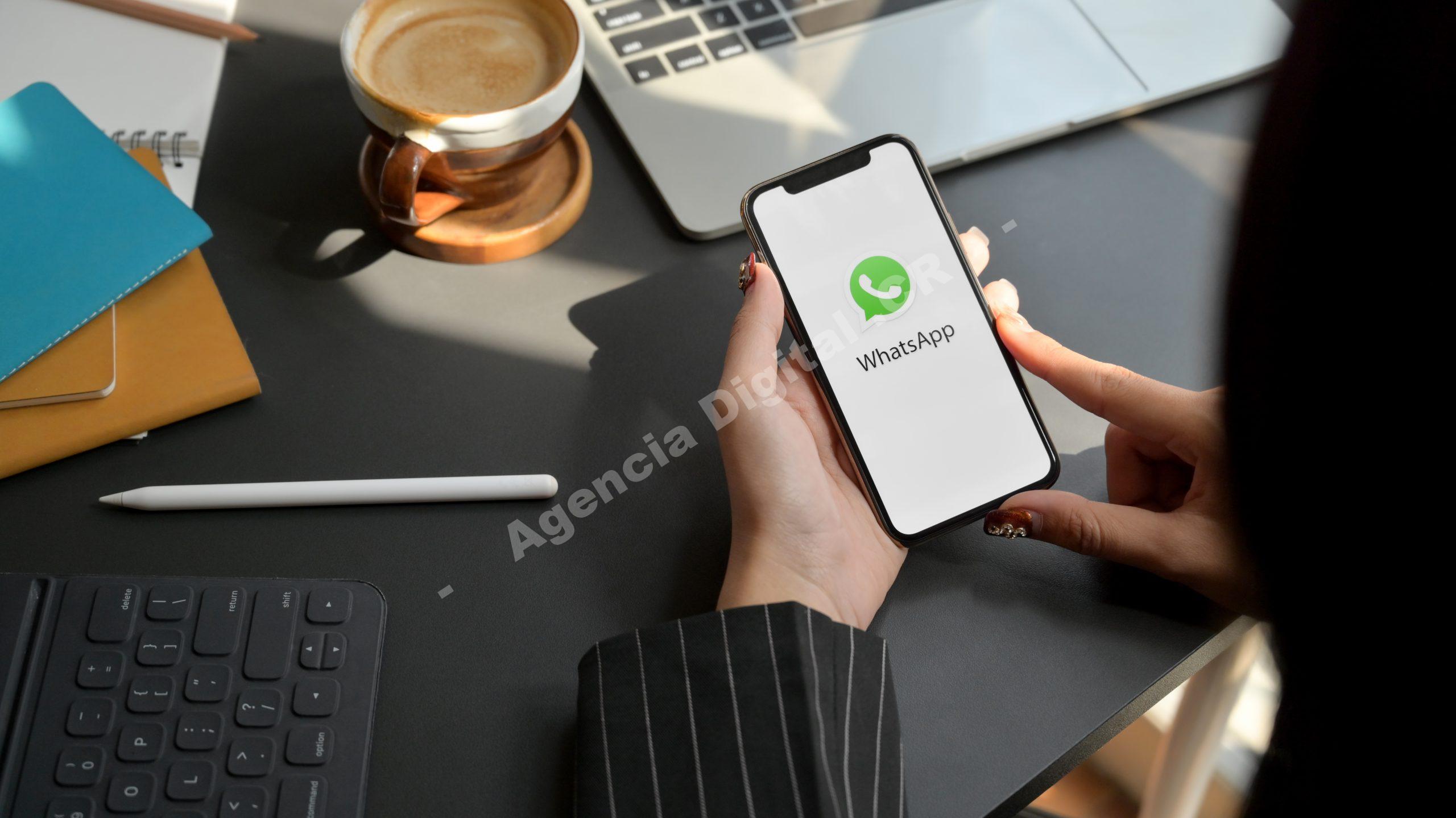 WhatsApp anuncios publicitarios de facebook tiempo Agencia Digital de Costa Rica