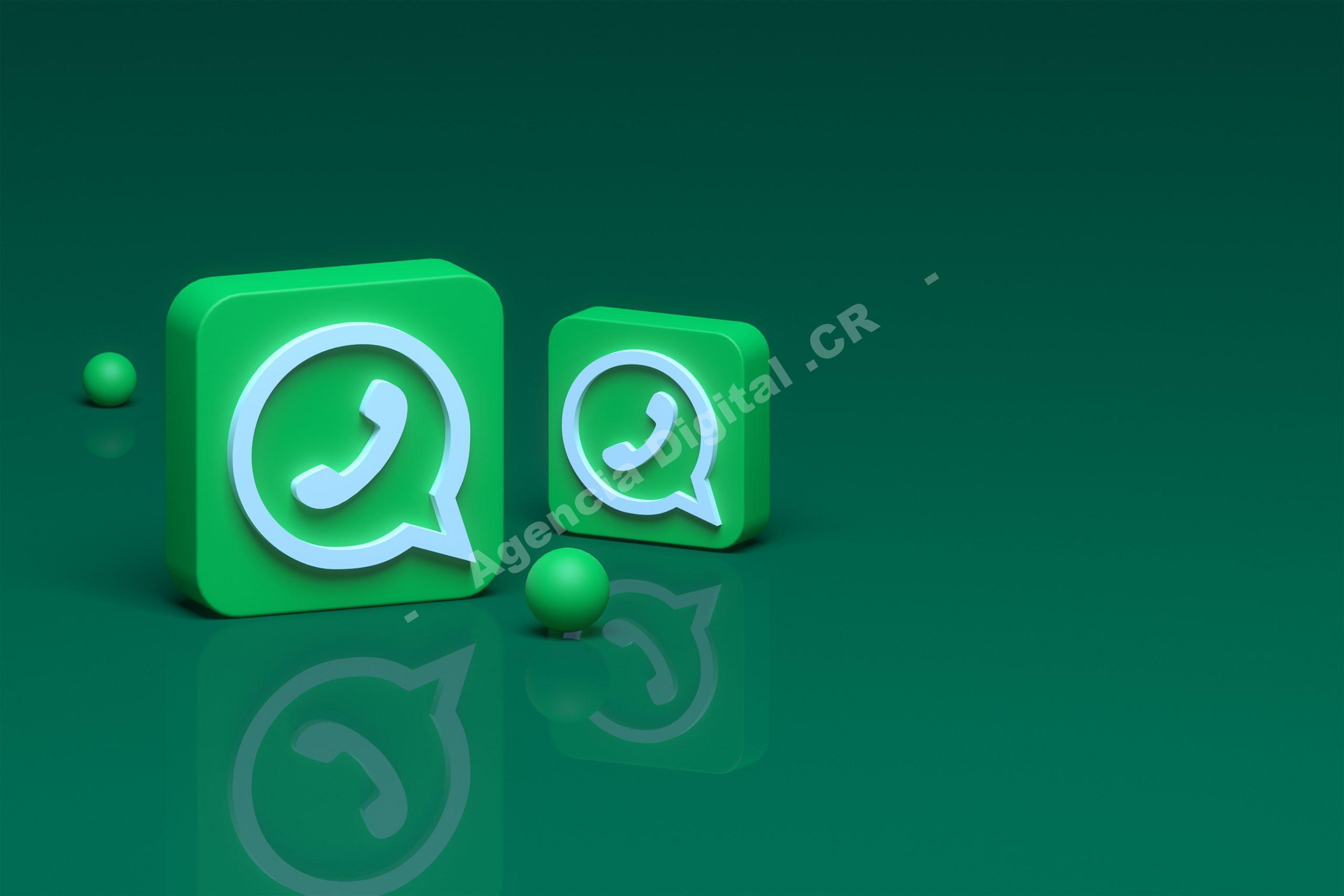WhatsApp denunciar a un impostor facebook Agencia Digital de Costa Rica