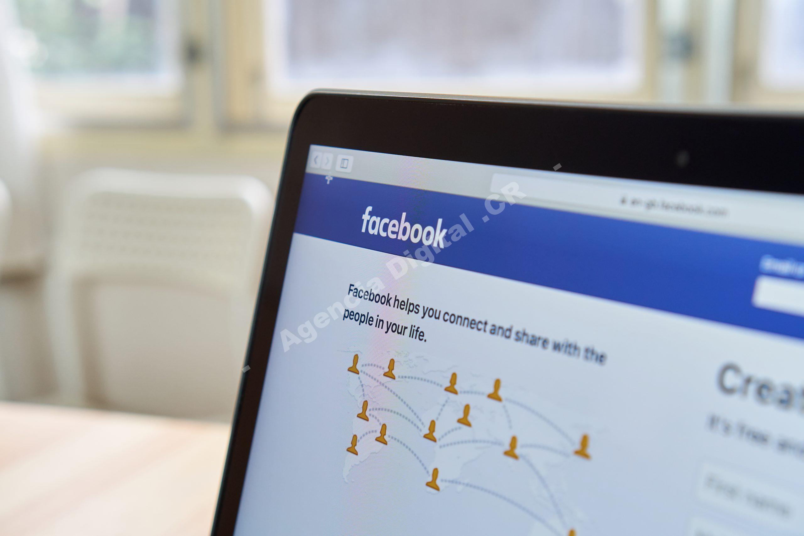 Facebook problemas anuncios facebook ads Agencia Digital de Costa Rica