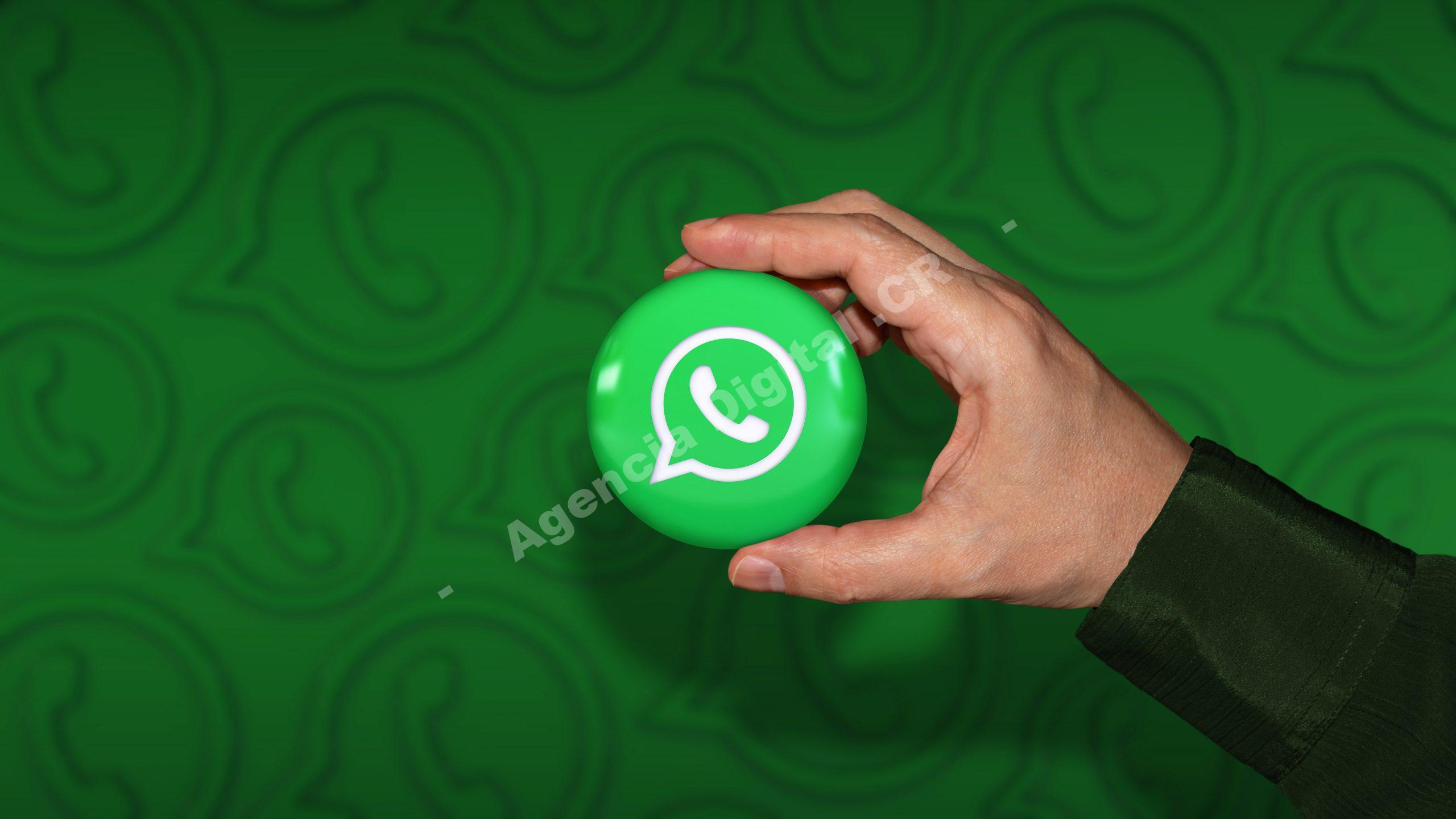 WhatsApp servicio de diseno grafico preguntas frecuentes Agencia Digital de Costa Rica