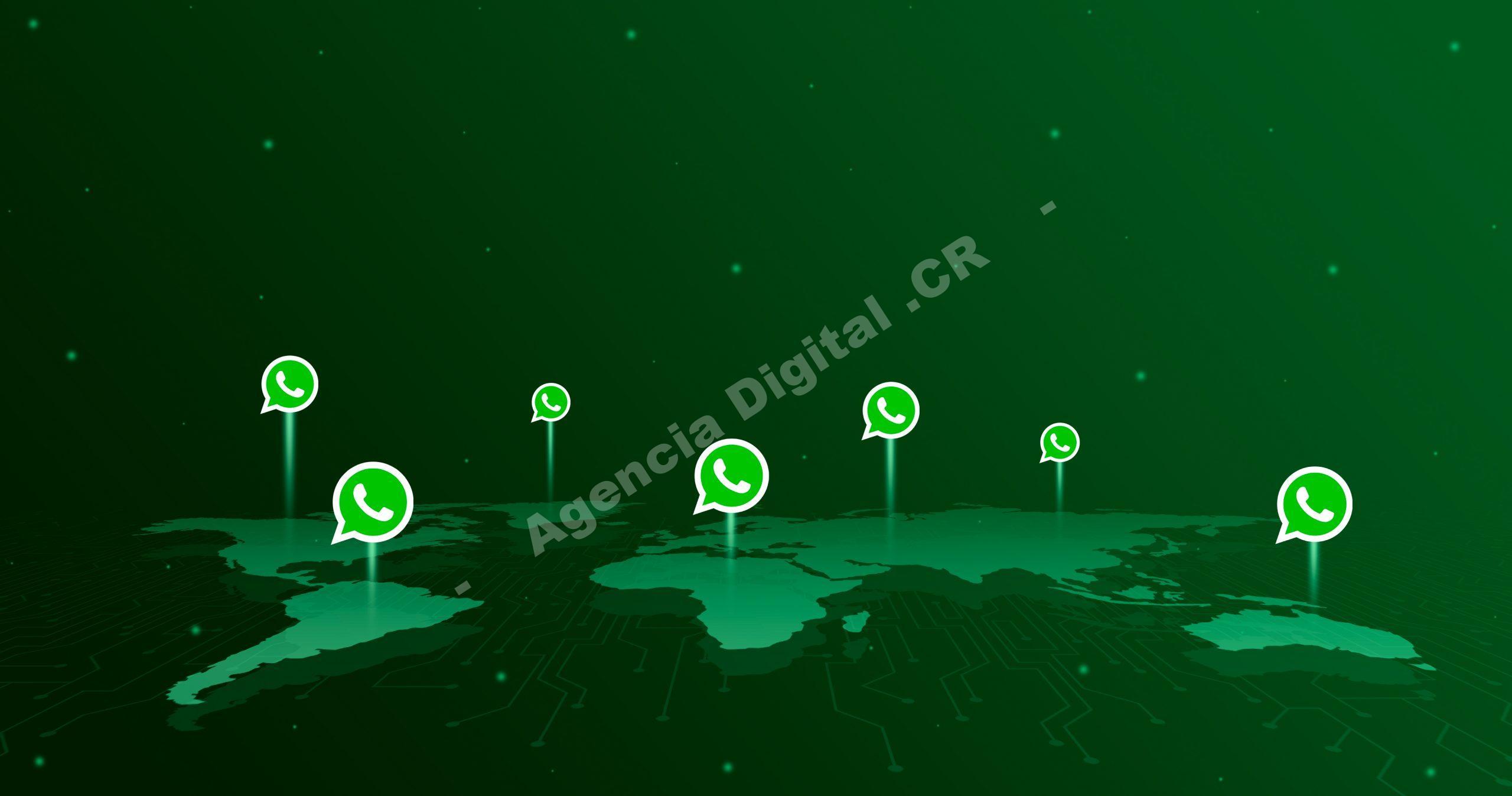 WhatsApp profesionales en diseno grafico ventajas Agencia Digital de Costa Rica