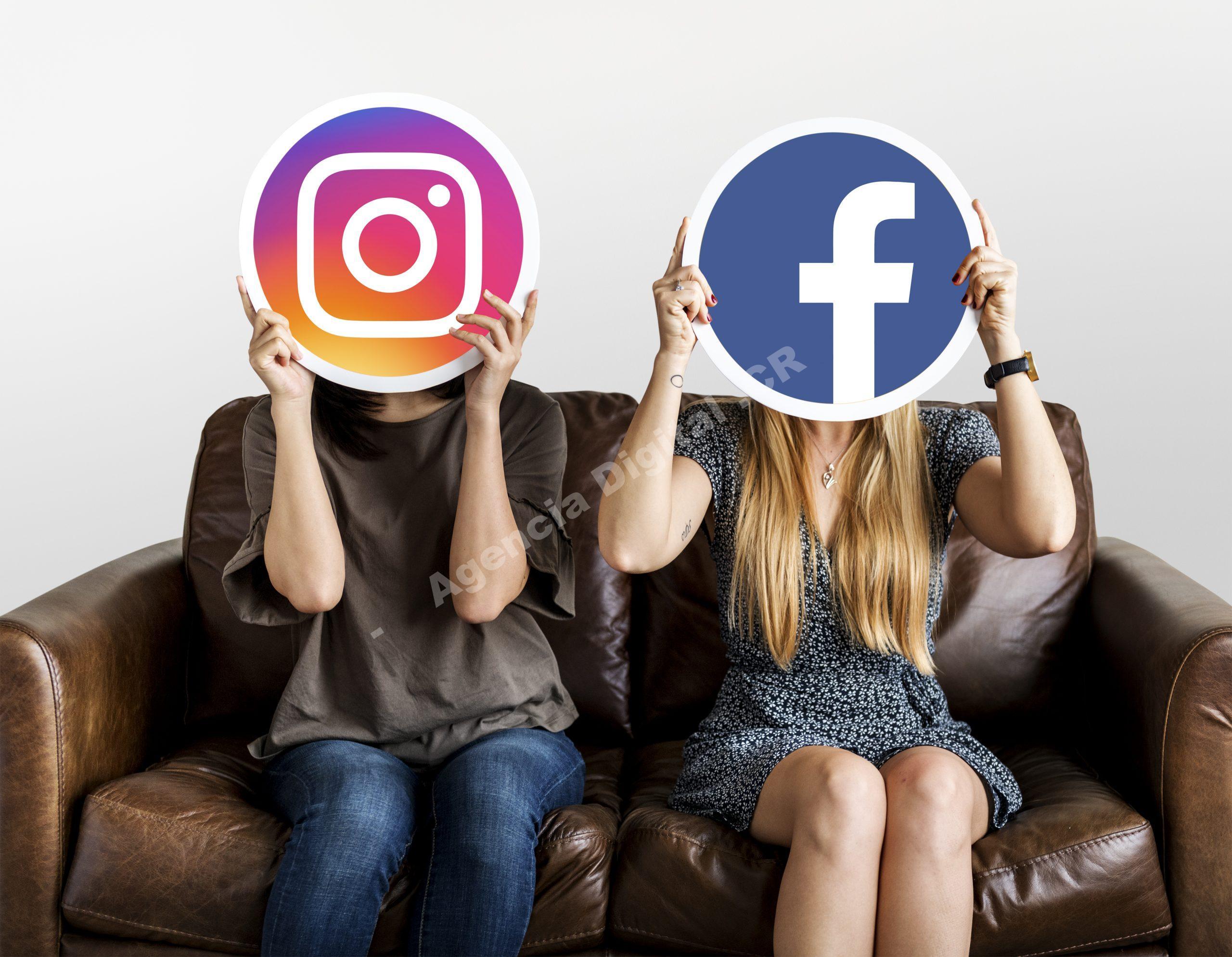 Facebook facebook instagram Agencia Digital de Costa Rica