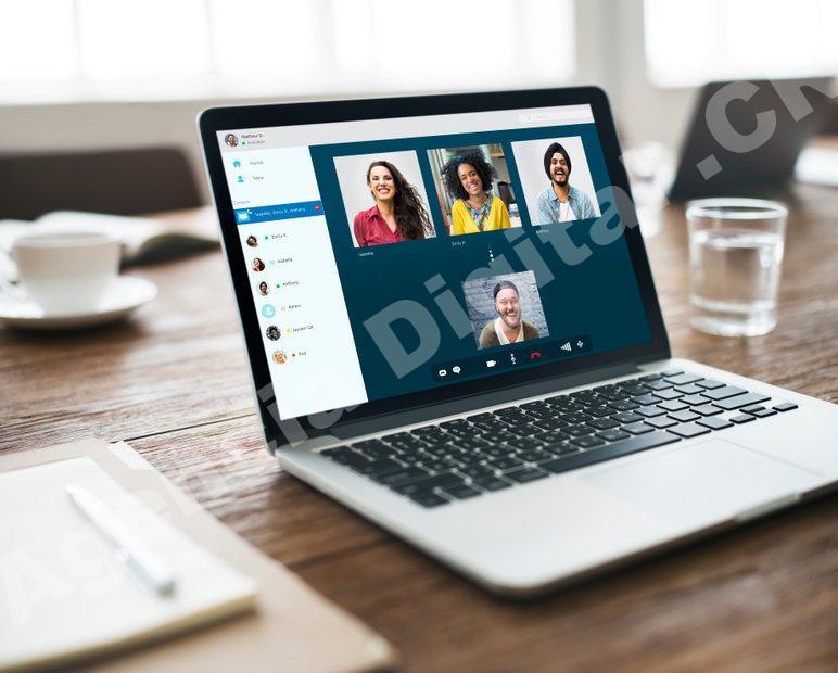 Sustitución de Reuniones Presenciales por Virtuales Agencia Digital de Costa Rica