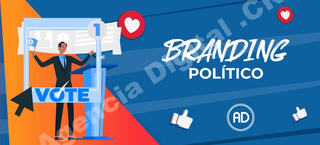 El branding Politico Agencia Digital de Costa Rica